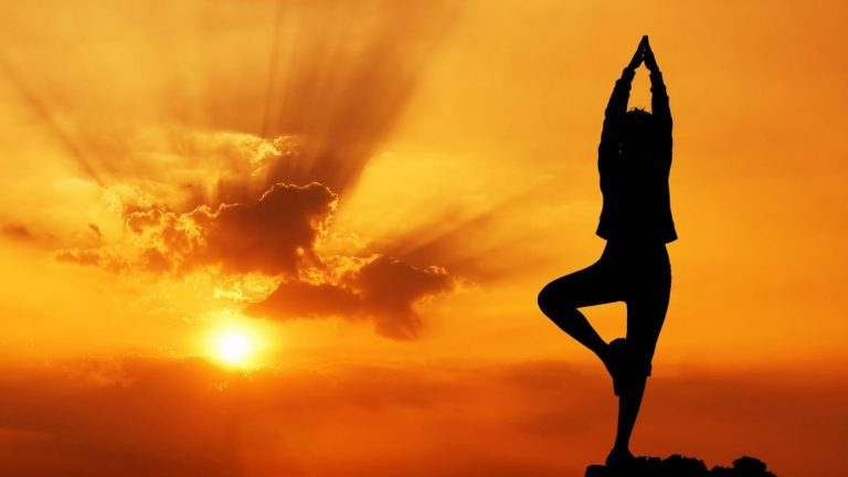 Discover the Realm of Peace Through Yoga
